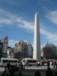 В центре, Буэнос, Айреса