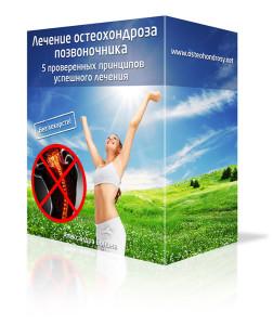 5 проверенных принципов успешного лечения остеохондроза позвоночника. Автор курса: Александра Бонина.