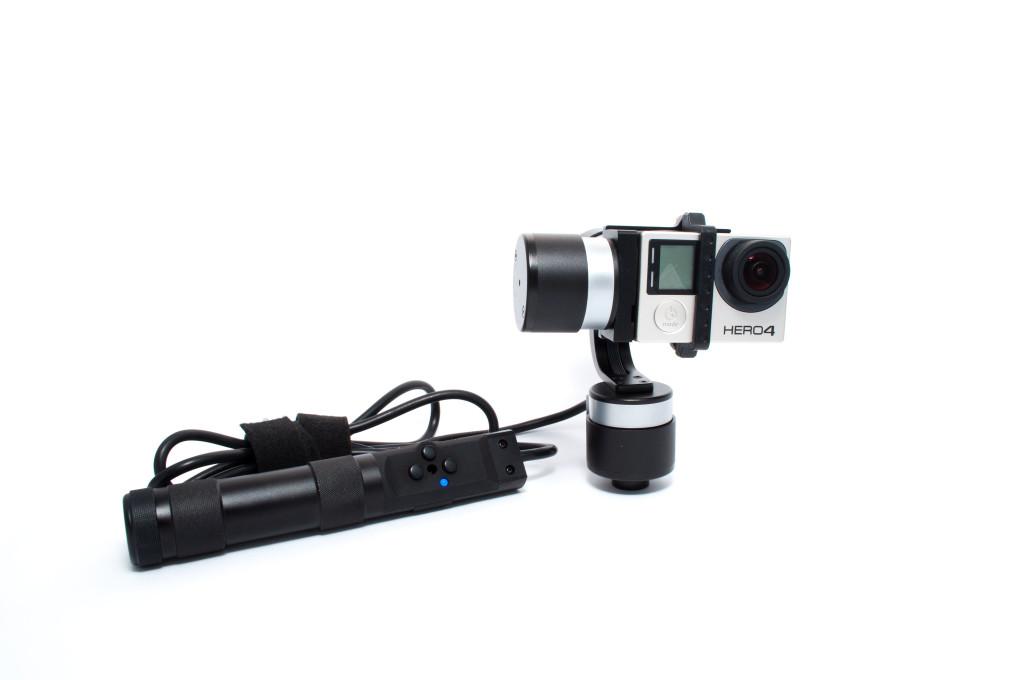 3-осевой стабилизатор для камер типа GoPro Zhiyun Z1-Rider2